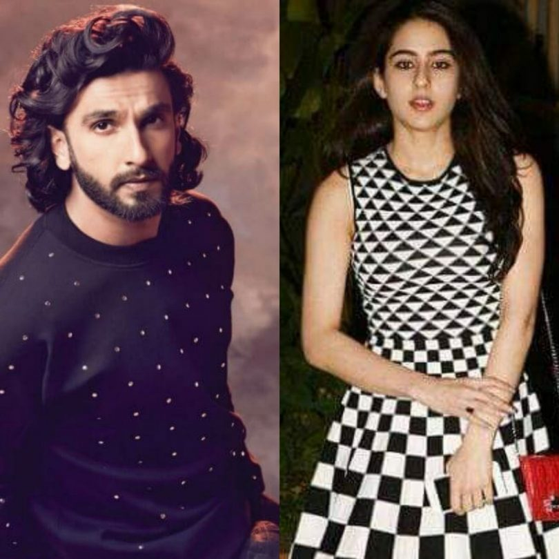 Simmba: Sara Ali Khan to join Ranveer Singh in Rohit Shetty's movie