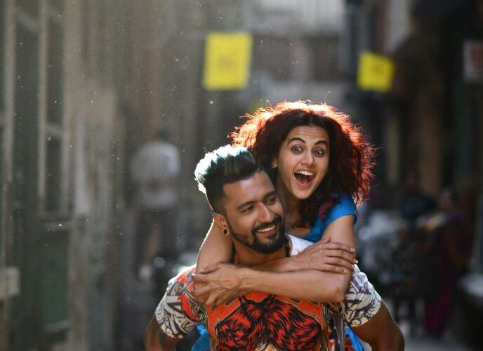 'Manmarziyaan' First Look: Turbunator Abhishek Bachchan Steals Limelight From Taapse & Vicky Kaushal