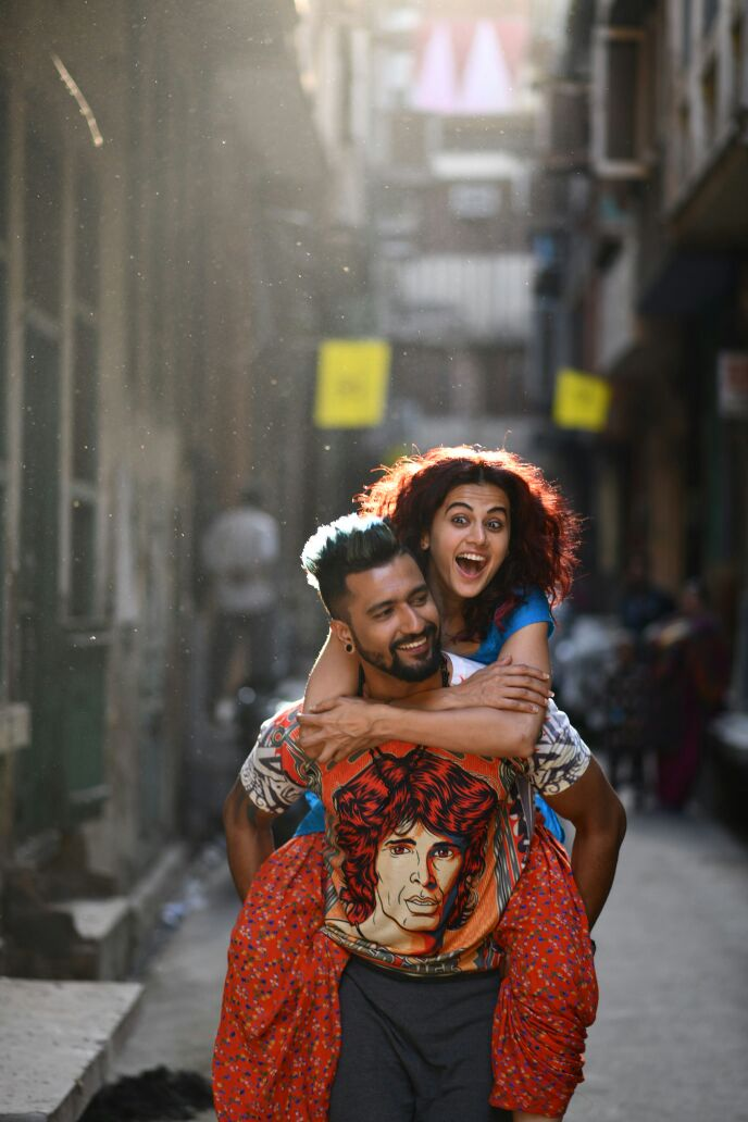 Manmarziyaan movie: First looks of Abhishek Bachchan, Vicky Kaushal and Taapsee Pannu in Anurag Kashyap's movie