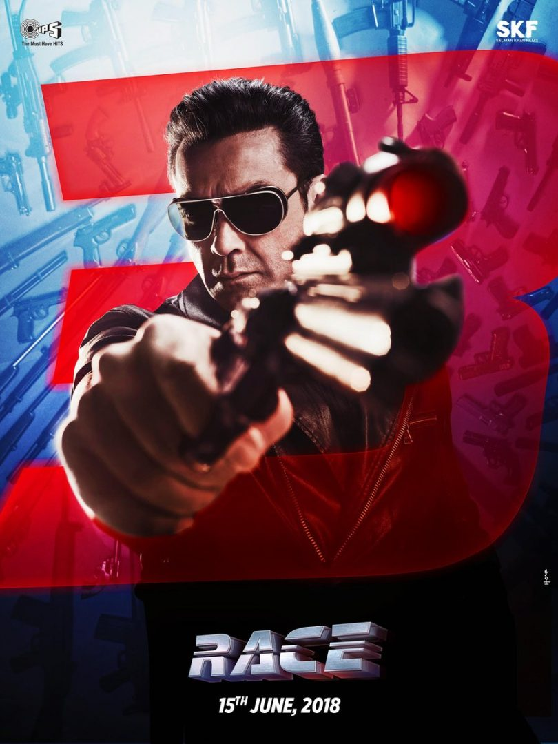 Race 3: Bobby Deol as Yash, character poster revealed