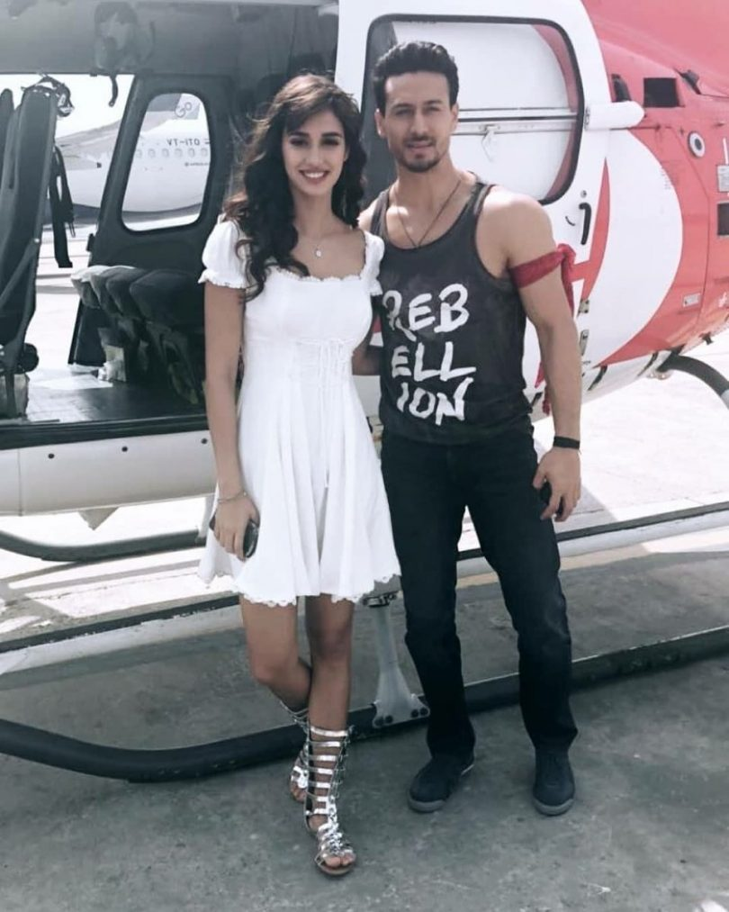 Baaghi 2: Tiger Shroff and Disha Patani to be seen together in the action thriller