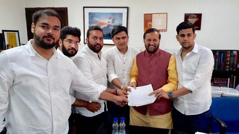 CBSE Paper leak: Rahul Gandhi and NSUI blast BJP and Narendra Modi