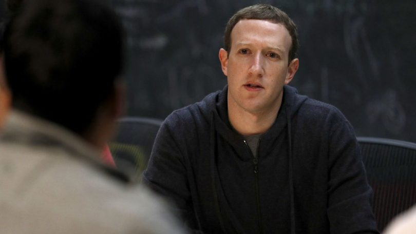 Facebook leaks your data by polls and quiz, Mark Zuckerburg regrets and sorry