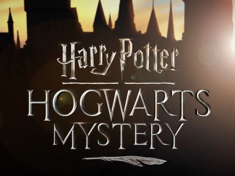Harry Potter: Hogwarts Mystery Mobile Game, New Trailer Release Today