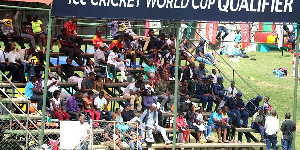 West Indies edges Zimbabwe to stay on World Cup course