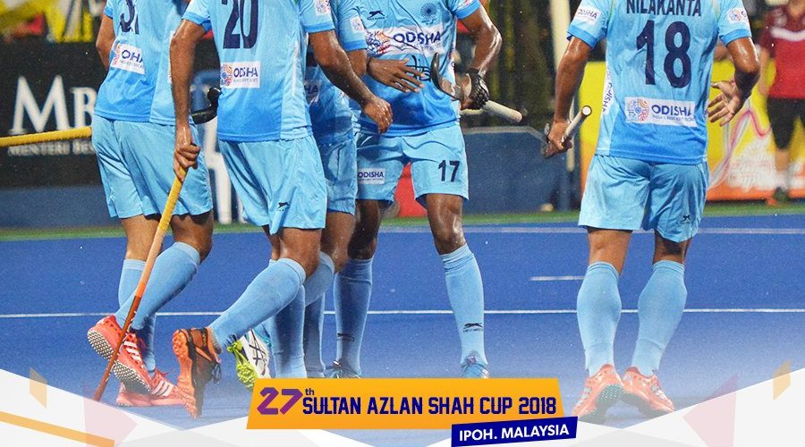 India beat Ireland 4-1, finish fifth in Azlan Shah Cup