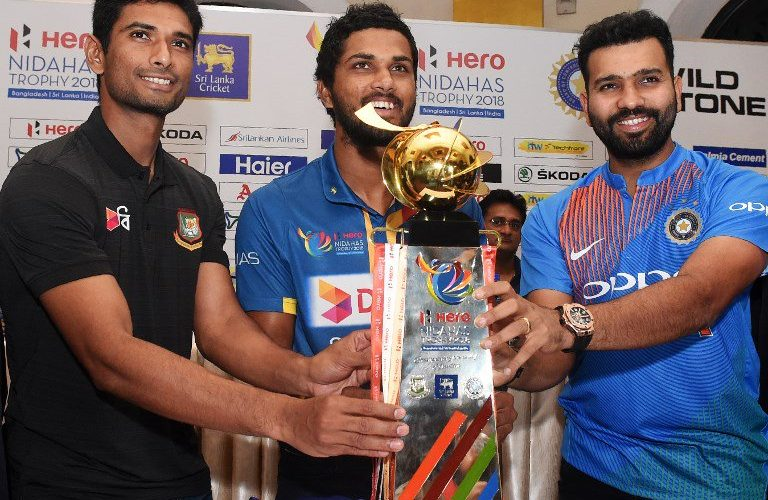 Nidahas Trophy 2018 India vs Sri Lanka 1st T20 Live Commantary and Updates