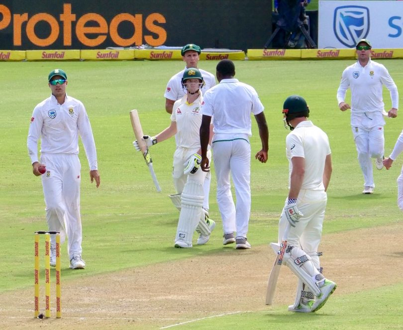 ICC ban Kagiso Rabada after Clash with Steve Smith