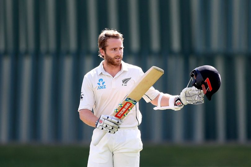 Williamson's ton helps New Zealand to take lead over England