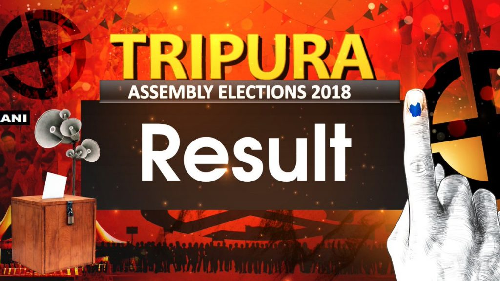 Tripura Election result