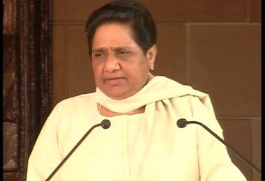 Mayawati suspends Anil Singh after Cross voting in Rajya Sabha