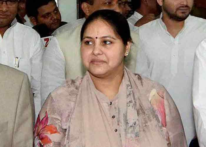 Misa Bharti blames husband, a dead CA in money laundering case
