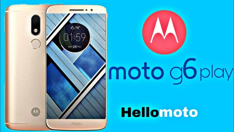 Motorola Moto G6 Play, Full Specifications and Price in India
