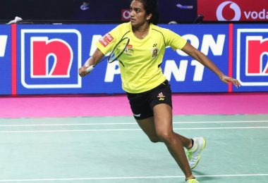 PV Sindhu advances for the Quarter-final of All England Open