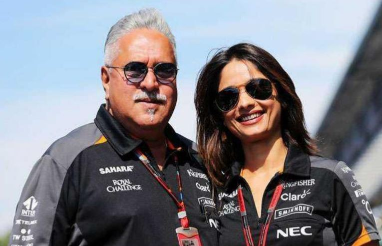 Loan Defaulter Vijay Mallya is ready for third Marriage with Air Hostess Pinky lalwani
