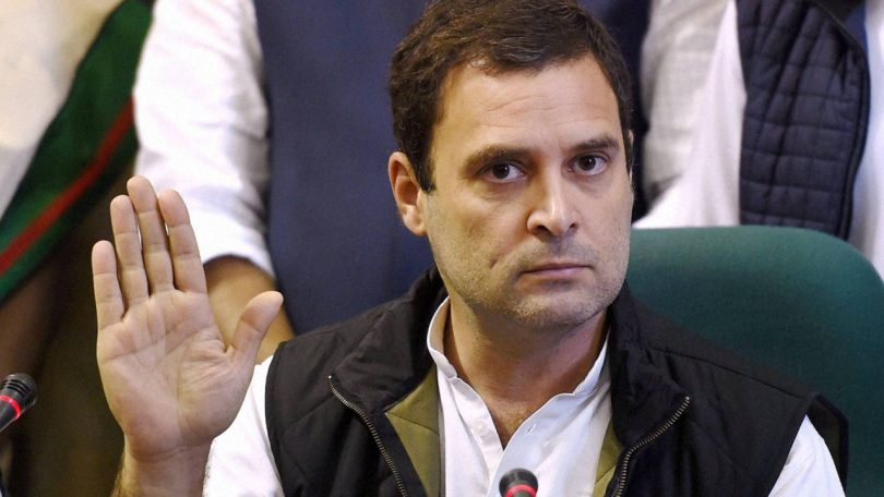 Rahul Gandhi slams PM Modi over CBSE Paper leak issue, says book can relief stress of students and parents