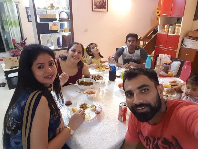 Mohammed Shami's wife Exposed him on Social Media