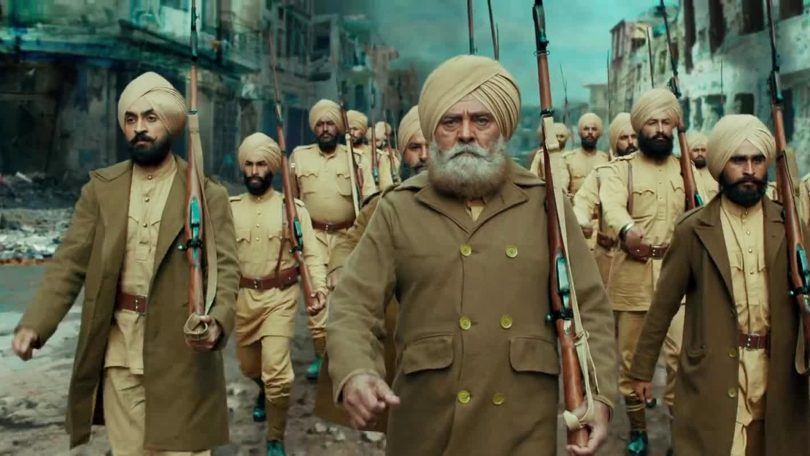 Sajjan Singh Rangroot box office collection: Diljit Dosanjh takes a bumper opening in domestic market