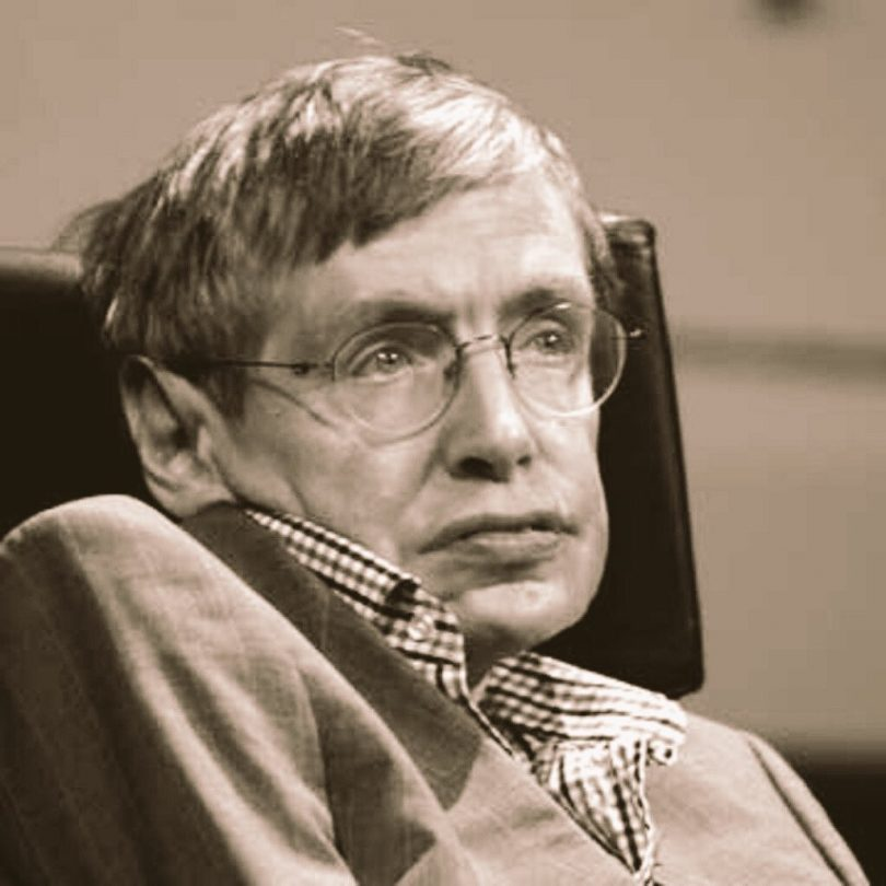 Bright Star Stephen Hawkings died aged 76, Suffering from ALS