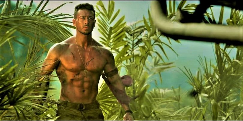 Baaghi 2: Tiger Shroff's hero has much similarities with Rambo