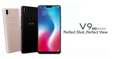 VIVO V9, Full Specifications and Price in India