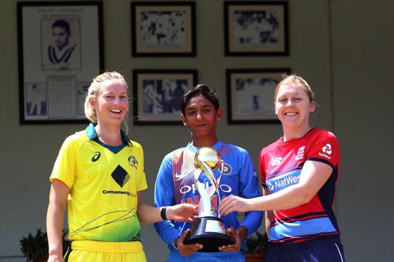 T20 Tri-Nation, Rajeshwari Gayakwad replace injured Ekta Bisht