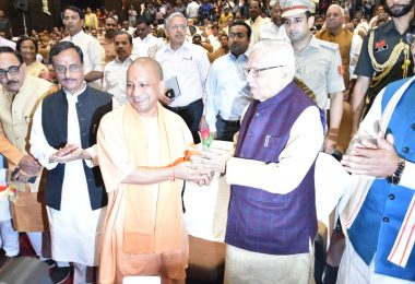Yogi Adityanath Government celebrated first Birthday, ministers are angry with bypoll performance