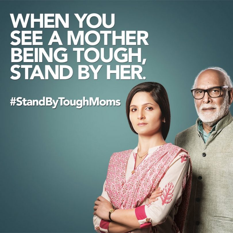 Akshay Kumar shared a film to promote #StandByToughMoms