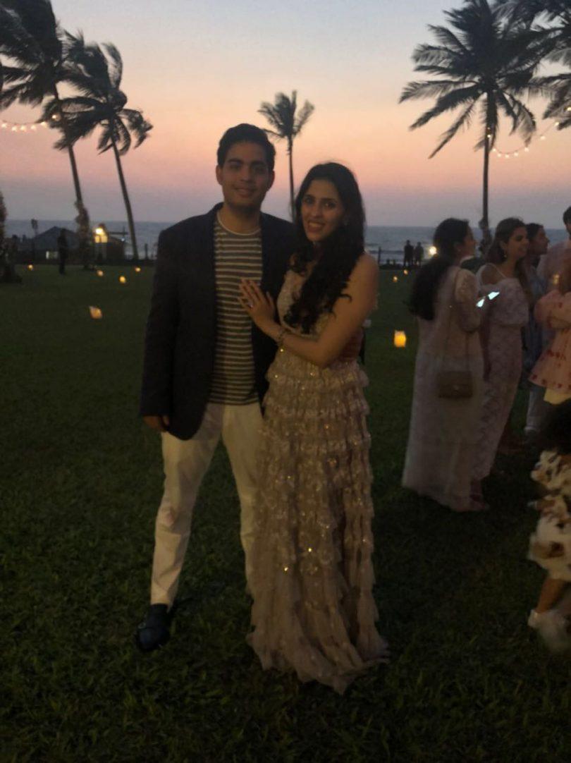 Mukesh Ambani's son Akash Ambani to get engaged with Shloka Mehta