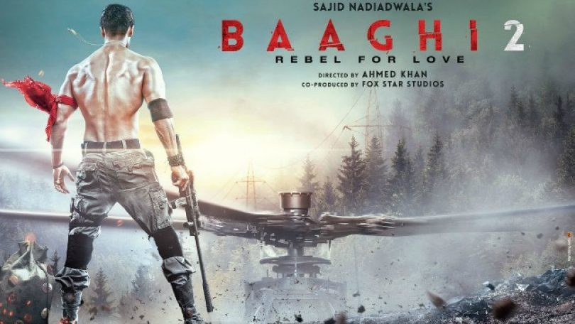 Baaghi 2 movie review: Tiger Shroff explodes on action itself in this one