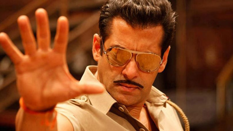 Prabhudeva will direct Salman Khan starrer 'Dabangg 3'