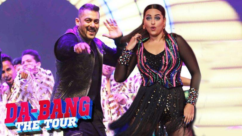 Salman Khan announces 'Dabangg Reloaded' tour with Katrina Kaif, Guru Randhawa and many others
