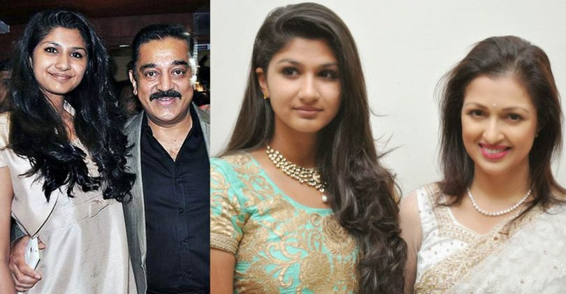 Gautami's daughter Subbulakshmi to make debut opposite Dhruv in 'Varma' ?