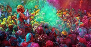 Holi of Kashi with Bhang and Thandai; Tourists arrive to Enjoy the Day