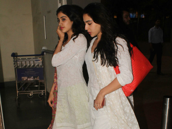Janhvi Kapoor, Sara Ali Khan, or Banita Sandhu, who is going to have the best debut in Bollywood?