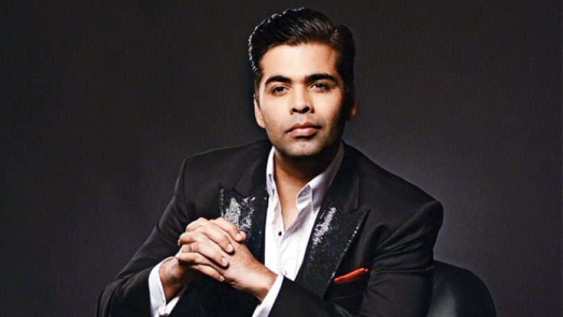 "Karan Johar is having a fatherhood meltdown after being called ""papa'"