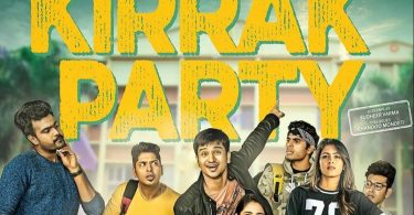 Kirrak party movie review: Dramatic at core but wrapped with unnecessary fun