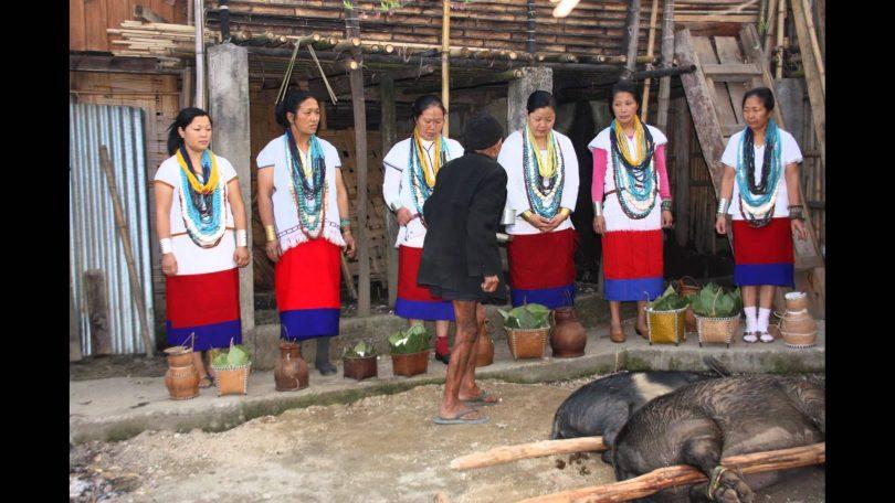 Myoko Festival 2018 : Annual festival of Arunachal Pradesh