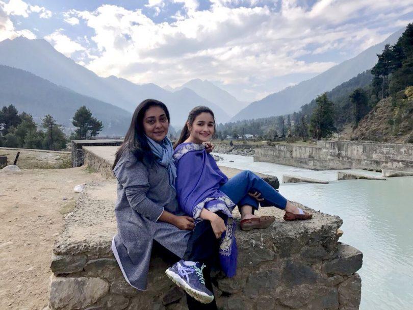 Meghna Gulzar wishes Alia Bhatt birthday from 'Raazi' schedule
