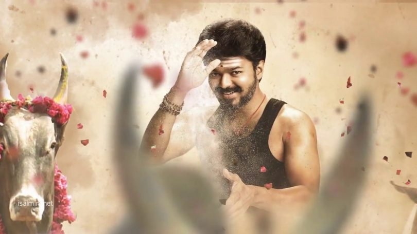 Thalapathy Vijay starrer 'Mersal' wins a National Award in United Kingdoms