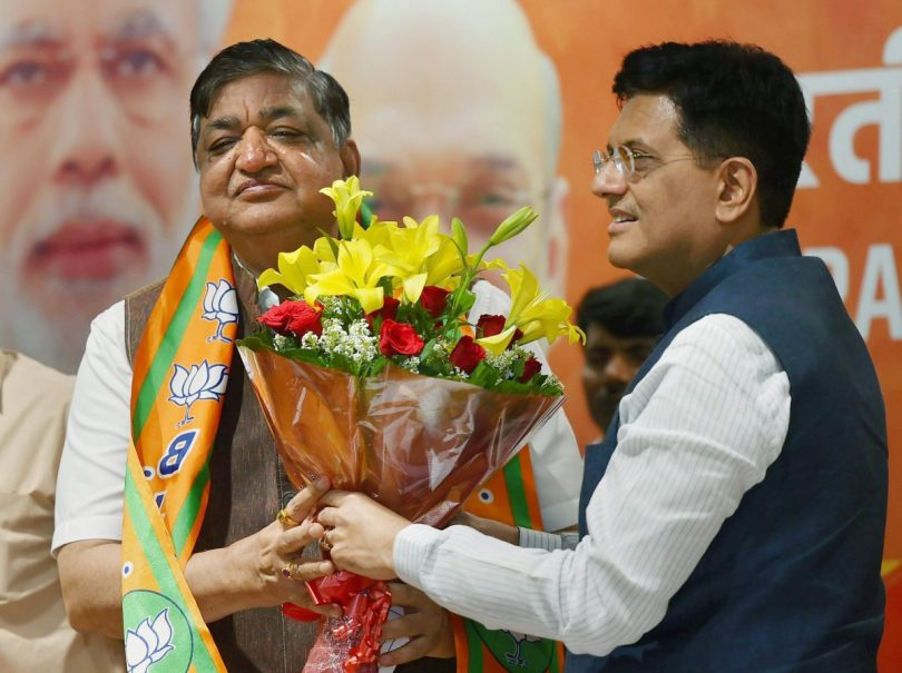 Naresh Agarwal all comments over Indian Politicians: Previous highlights