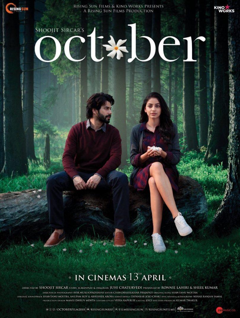Varun Dhawan starrer 'October' to release 'Tab Bhi Tu' on this day