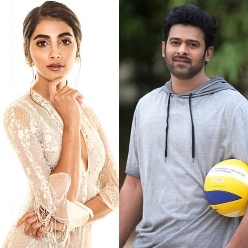 Pooja Hegde to star opposite Prabhas in a bi-lingual?