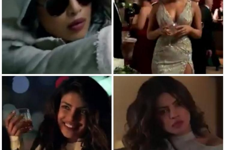 In Pics: Priyanka Chopra enjoying her last week on 'Quantico' sets