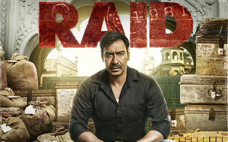 Ordinary start but pick up for Ajay - Ileana's RAID!