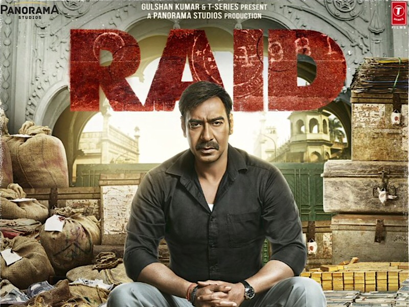 Ajay Devgn starrer 'Raid' first day box office collections