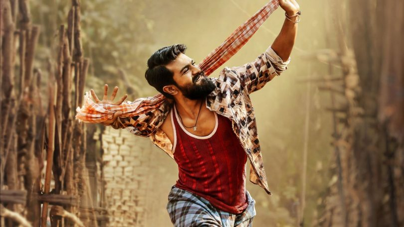 Rangasthalam movie review: Ram Charan just shows up once again to deliver the routine