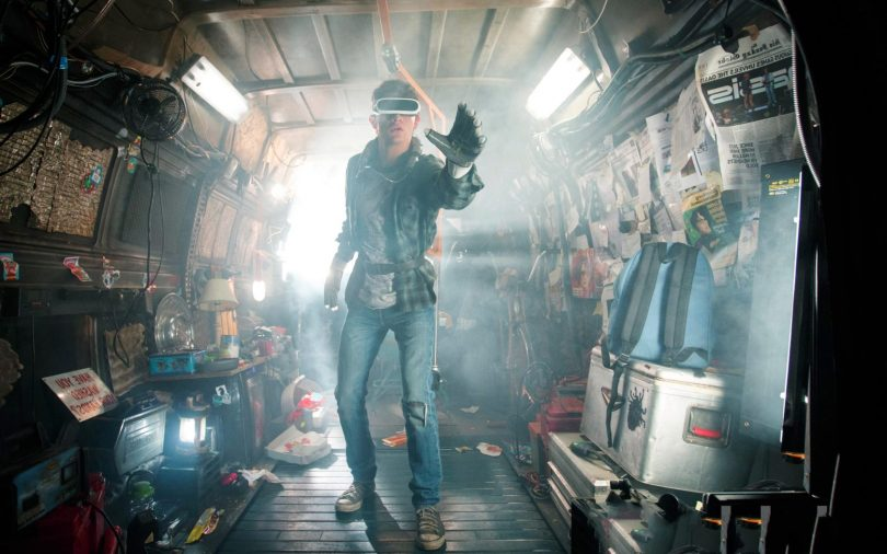 Steven Spielberg releases 'Ready Player One' IMAX trailer 2