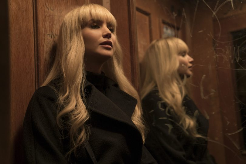 Red Sparrow movie review: Jennifer Lawrence saved herself an 'Atomic Blonde'