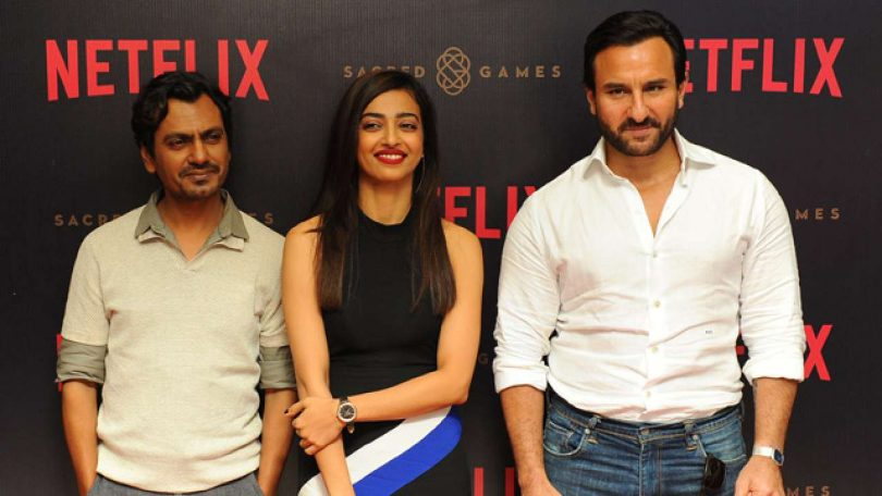 Saif Ali Khan and Nawazuddin Siddique starrer 'Sacred Games' to premiere on this date